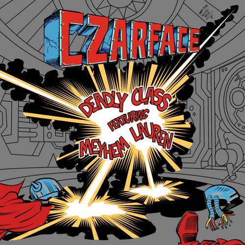 Czarface – Deadly Class Instrumental