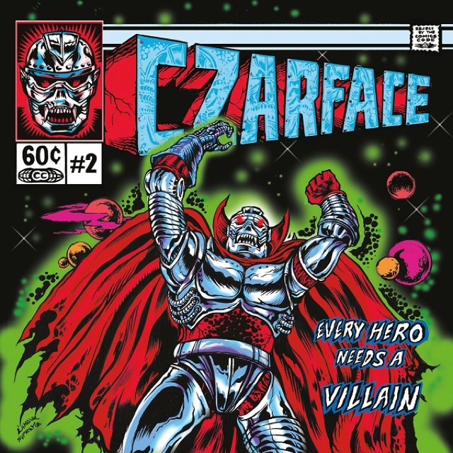Czarface – Good Villains Go Last Instrumental