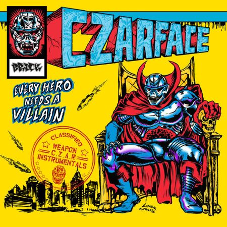 Czarface – When Gods Go Mad Instrumental