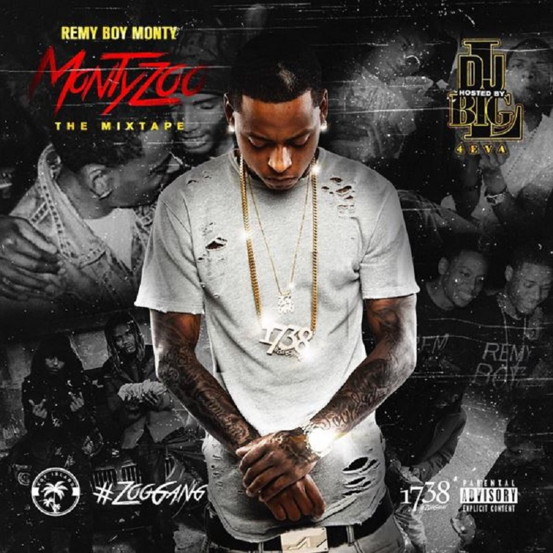 Remy Boy Monty Ft. Fetty Wap – With My Wing Instrumental
