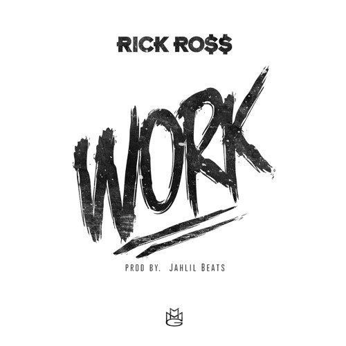 Rick Ross – Work Instrumental