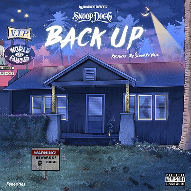 Snoop Dogg – Back Up Instrumental