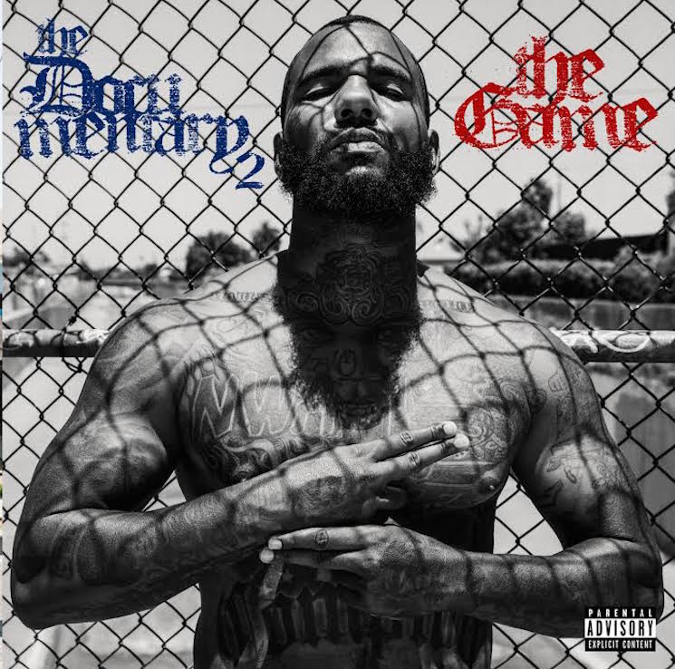 The Game – Standing On Ferraris Instrumental