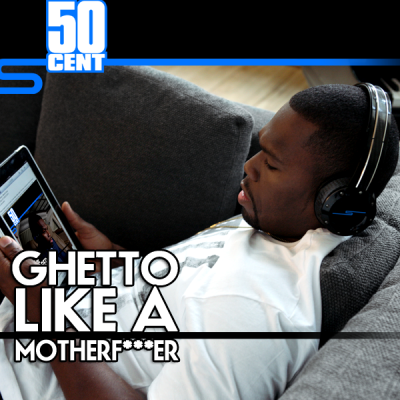 50 Cent – Ghetto Like a Muthafucker Instrumental