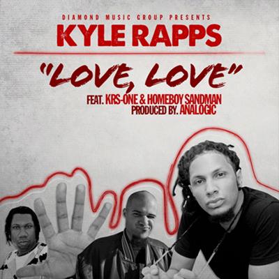 Kyle Rapps – Love Love Instrumental