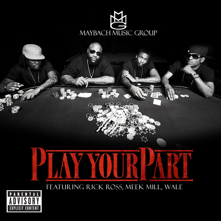 Rick Ross – Play Your Part Instrumental