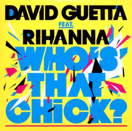 David Guetta (ft. Rihanna) – Who's That Chick (Instrumental)