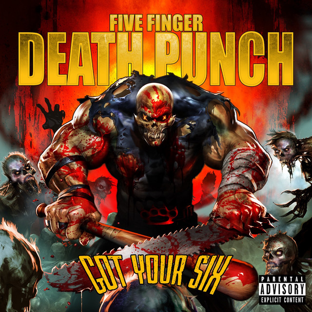 Five Finger Death Punch – Got Your Six (Instrumental)