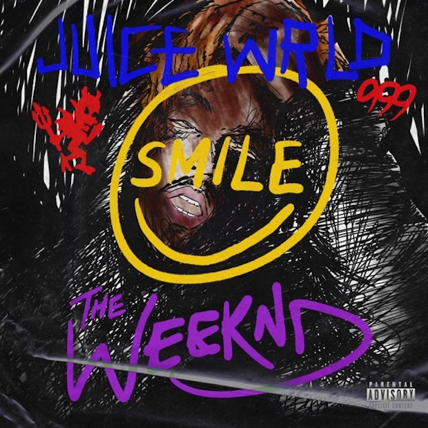 Juice WRLD (ft. The Weeknd) – Smile (Instrumental)