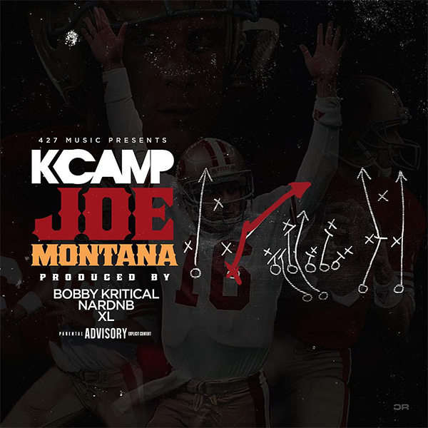 K. Camp – Joe Montana Instrumental