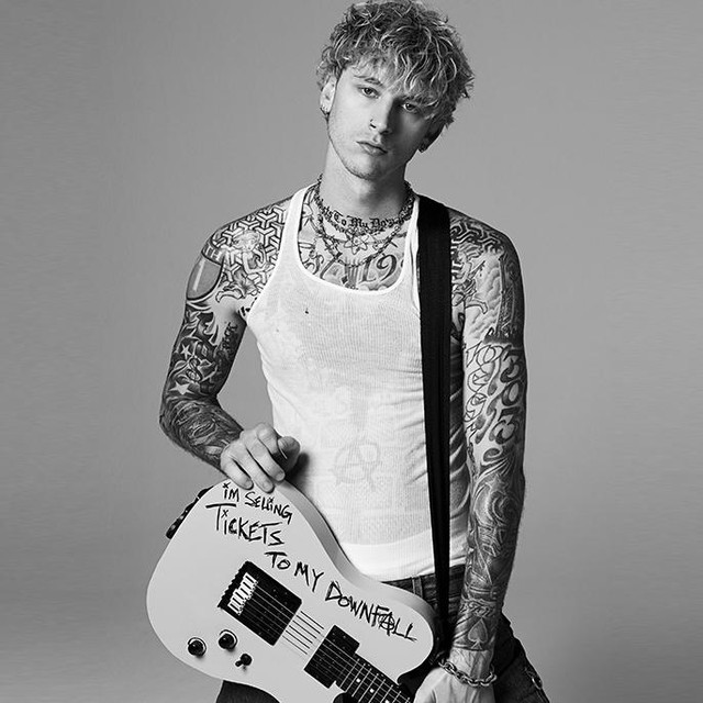 Machine Gun Kelly (ft. Halsey) – Forget Me Too (Instrumental)