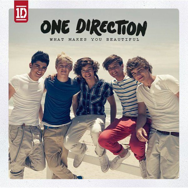 One Direction – What Makes You Beautiful (Instrumental)