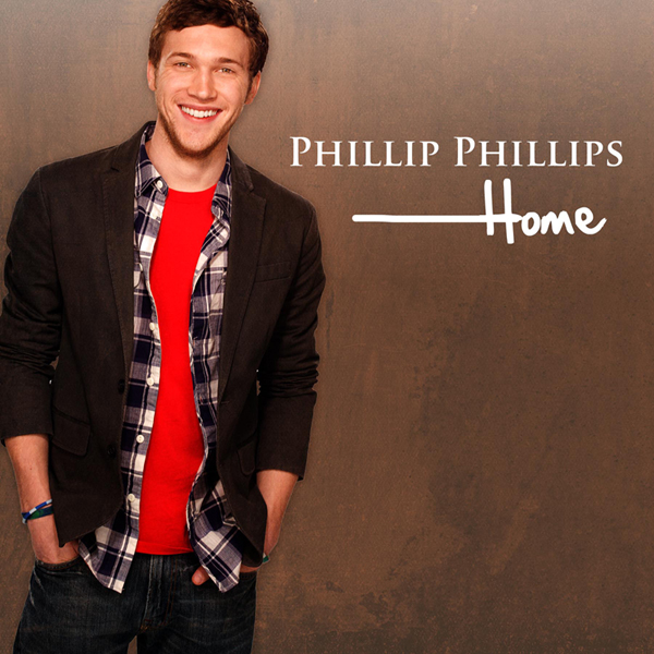 Phillip Phillips – Home instrumental