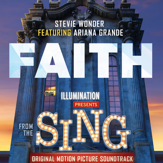 Stevie Wonder – Faith (ft. Ariana Grande) (Instrumental)