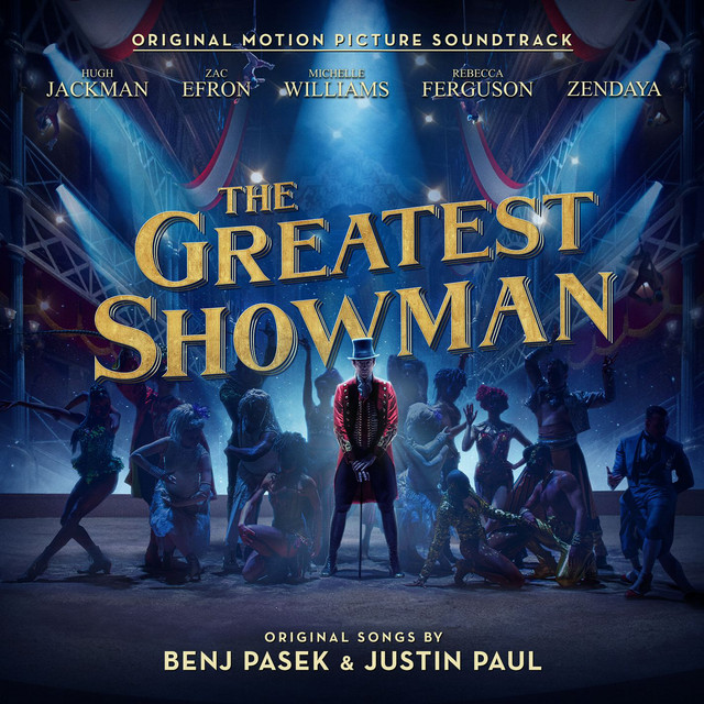 The Greatest Showman Cast – Never Enough (Instrumental)