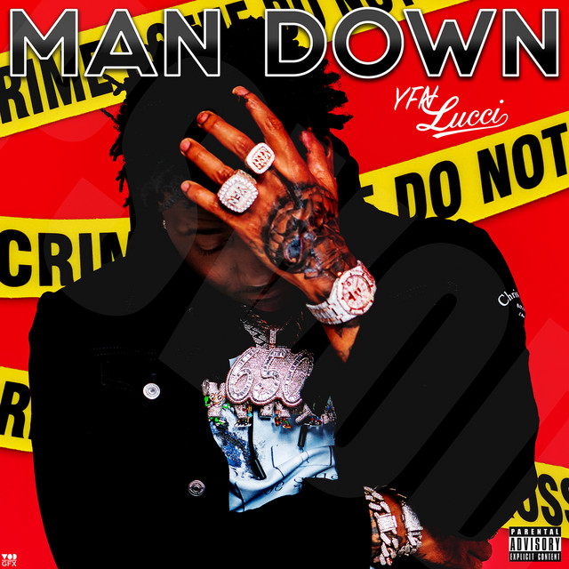 YFN Lucci – Man Down (Instrumental)
