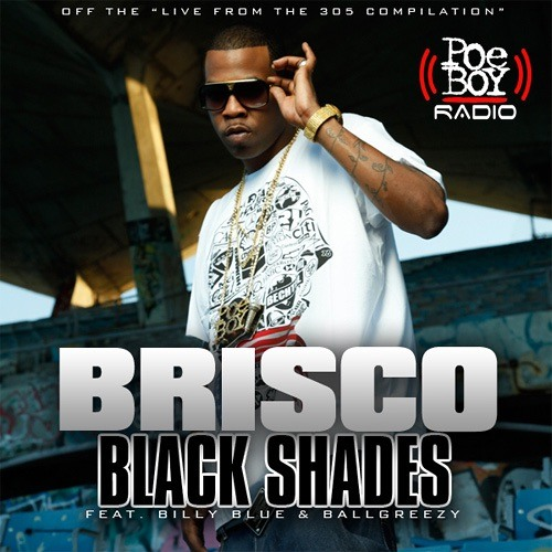 Brisco – Black Shades (Instrumental)