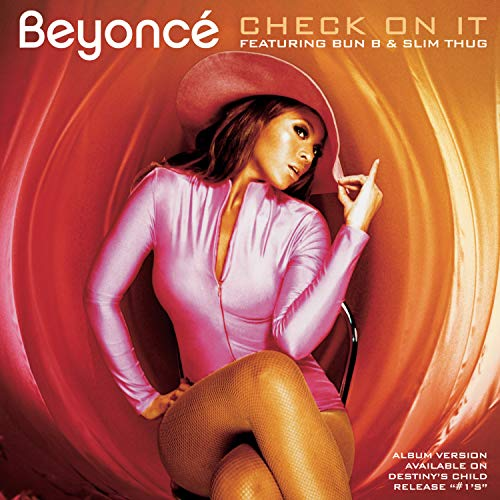 Beyonce – Check up on it (Instrumental)