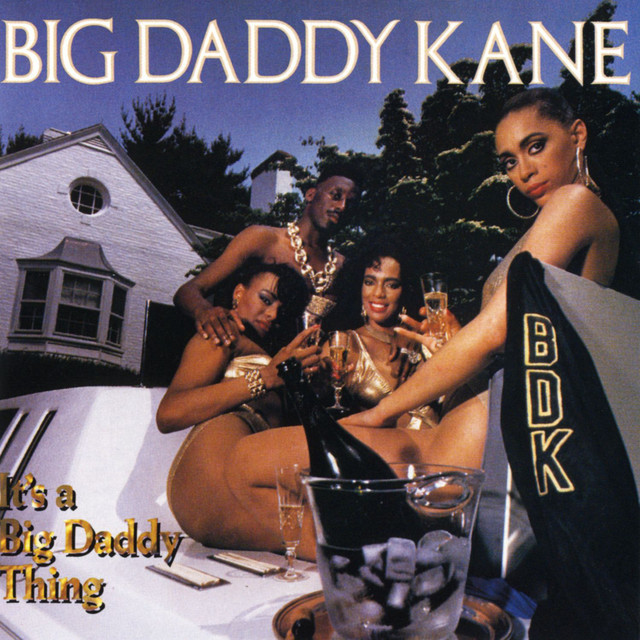 Big Daddy Kane – Warm it up Kane (Instrumental)